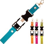 Lanyard with USB flash drive - sku: 0014